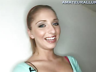This little angel is Twenty years old and a student at a nearby university. This Hottie is on the cheerleading squad and enjoys skiing and sucking wang. Since we aren't close to the slopes I decided to have her show me how this babe can't live out of to engulf 10-Pounder by sucking off my neighbour.