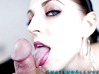 Racquel is a maid that breaks a vase and is in some serious trouble. that chick have to suck and fuck her boss so his wife won't discover out and fire her. This Babe gives him a very moist and smutty oral-stimulation stimulation and that chick deep throats his shlong like a pro. This Man copulates her tight bald pussy as this chick moans wildly during the time that her big milk cans are bouncing.