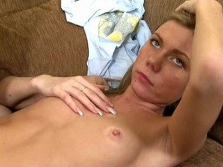 Glamorous darling acquires lusty plowing from lustful guy