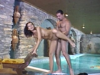 Teen playgirl is masturbating previous to getting banged by hawt guy