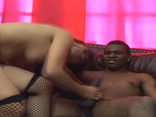 Gorgeous whore is screwed in backdoor after giving valuable blow