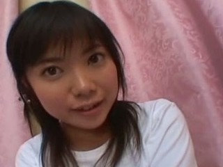 Kozue Matsushima is an charming Japanese teen who's fascination with man dick. She is only 19 years old and this babe is already a dick whore. Don't u crave Kozue looking at u with these round brown eyes while that babe's engulfing your schlong?